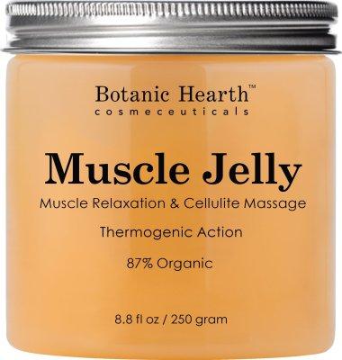 Botanic Hearth Muscle Jelly Hot Cream