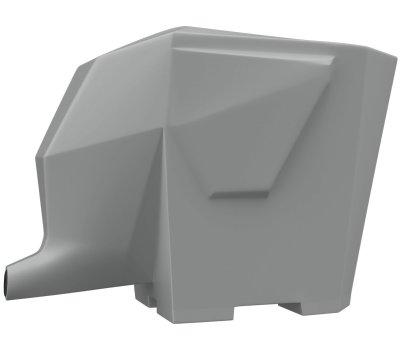 NewCool Elephant Cutlery Drainer Storage Box