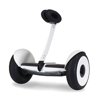 Segway miniLITE - Smart Self Balancing Personal Transporter - Fully Integrated App Controls - up to 11 miles of range and 10 mph of top speed
