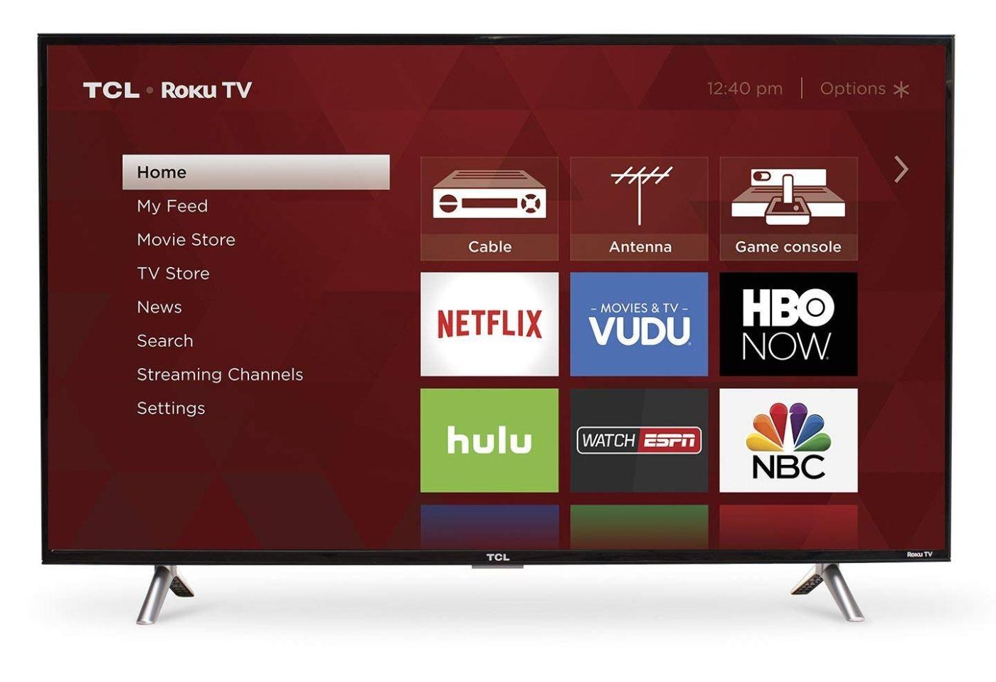 TCL S305 1080p Roku Smart LED TV