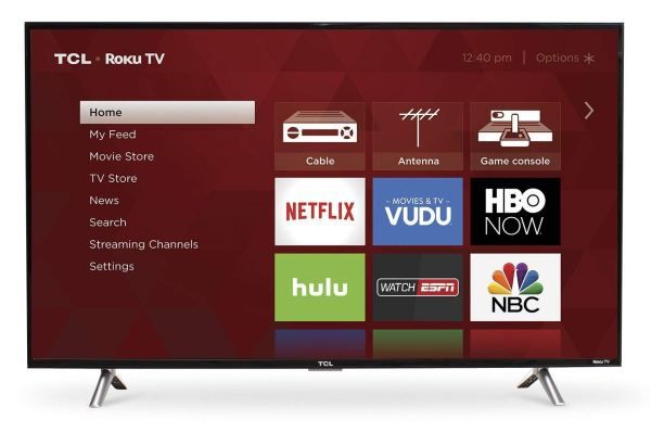 TCL S305 1080p Roku Smart LED TV