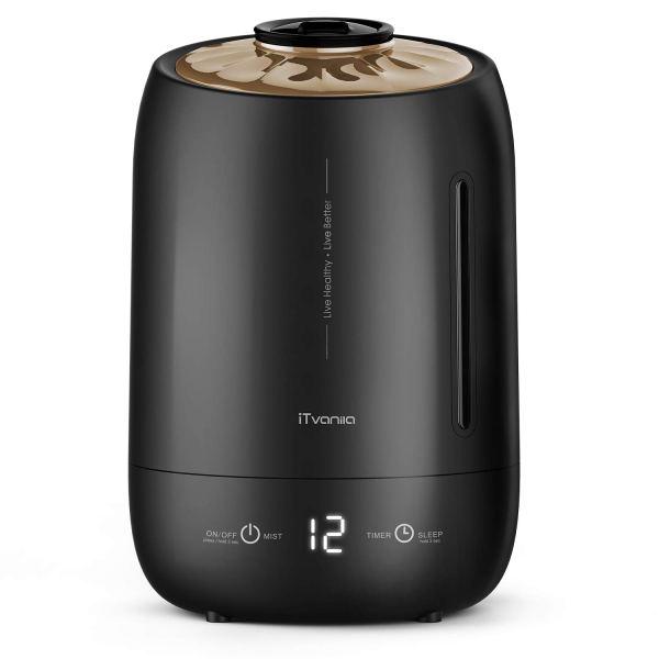 iTvanila 5L Large Capacity Ultrasonic Humidifier