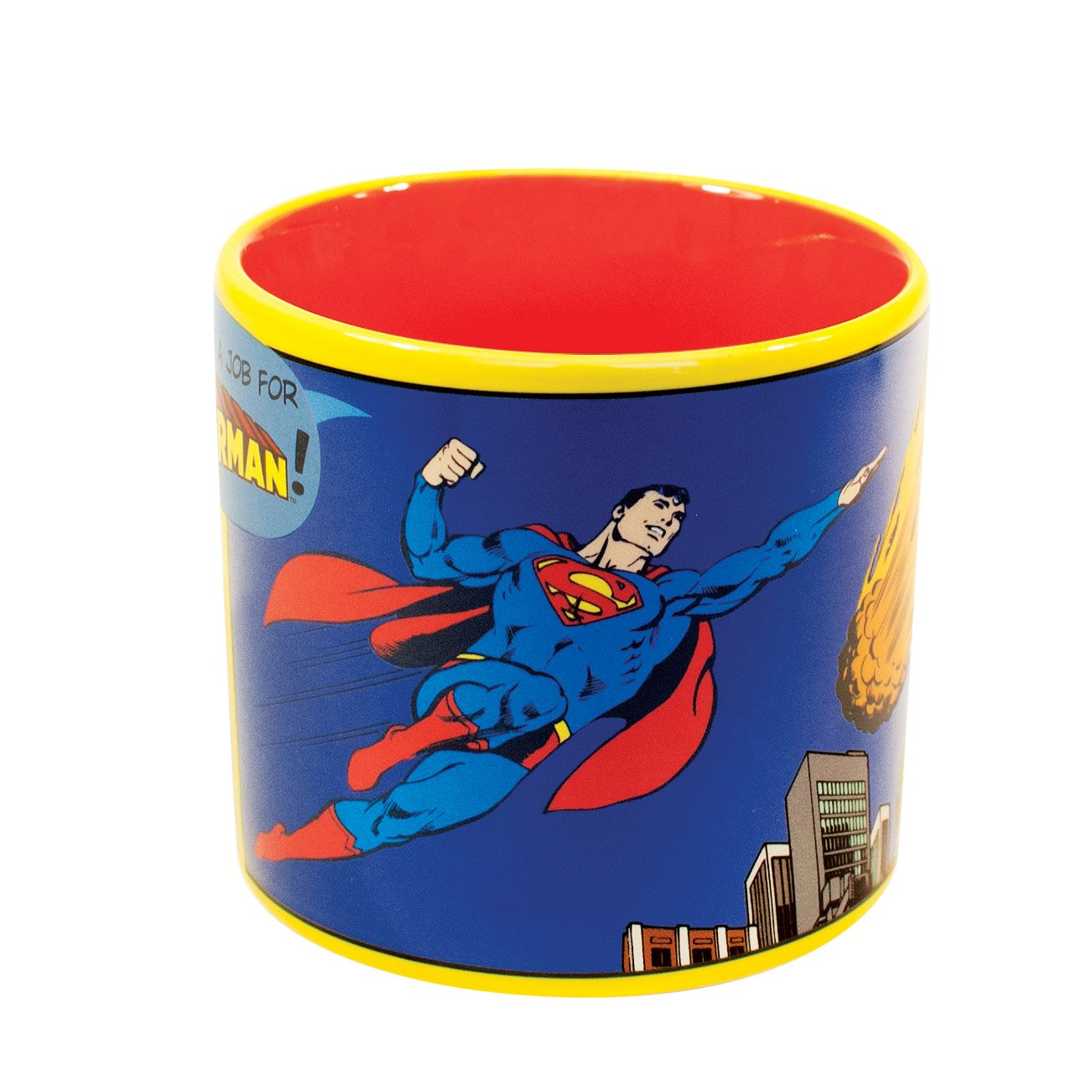 Superman Heat Changing Mug